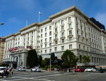 Fairmont Hotels Mcommerce in the hotel business