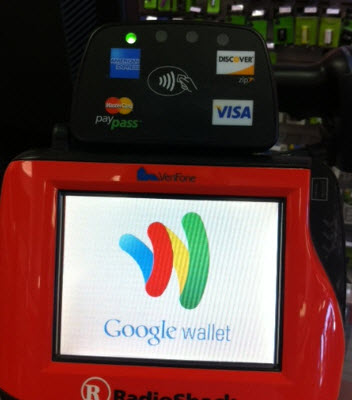 Google Wallet Mobile Commerce