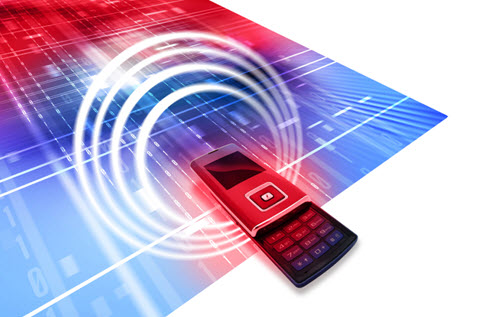 nfc chip Mobile Technology