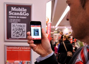 Sainsbury's Scan and Go