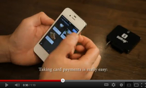 SumUp Mobile Commerce Payments System