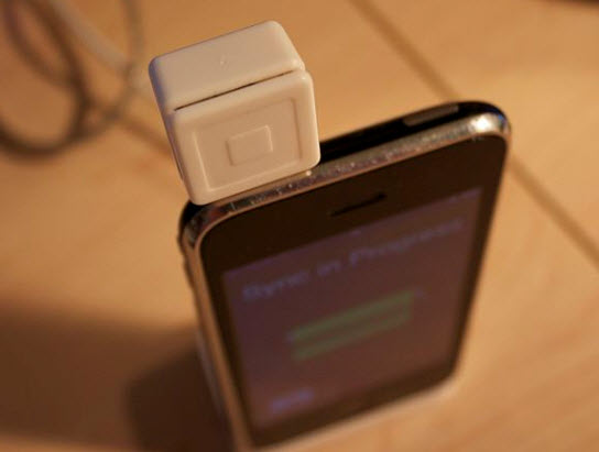 Square Mobile Card Reader