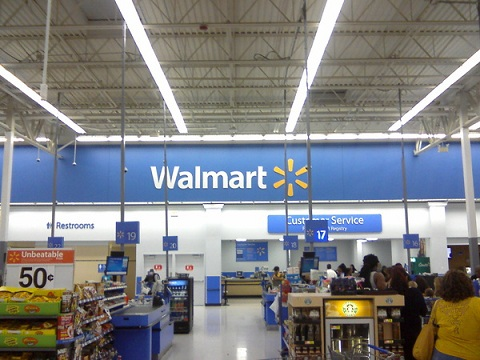 Walmart mobile commerce