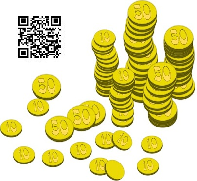 qr codes for money