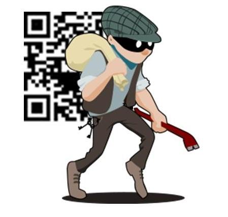 Malicious QR codes