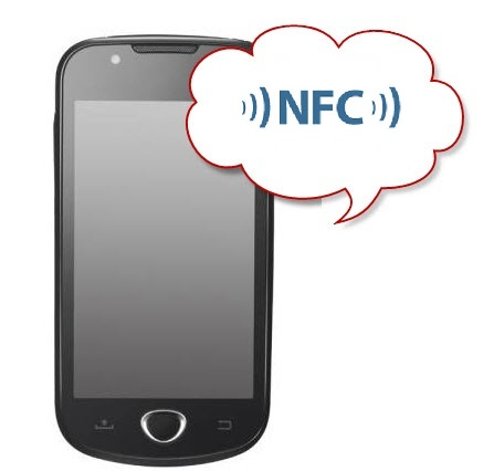Mobile Commerce NFC Chip
