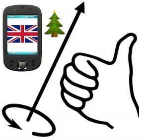 UK Holiday Mobile Commerce Success