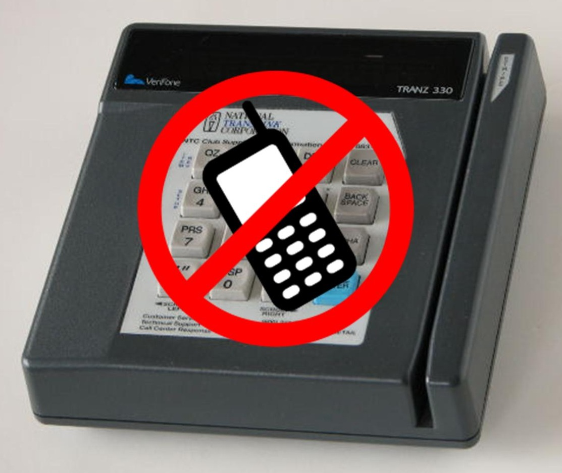 Verifone mobile payments