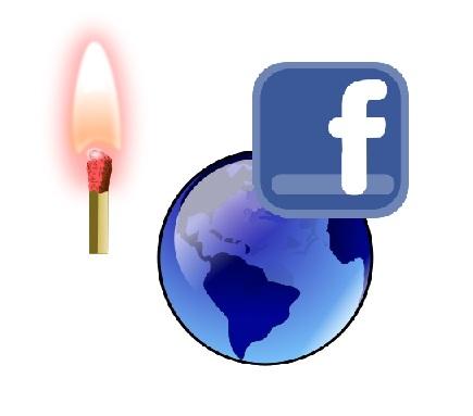 land-based marketing social medial rivalry