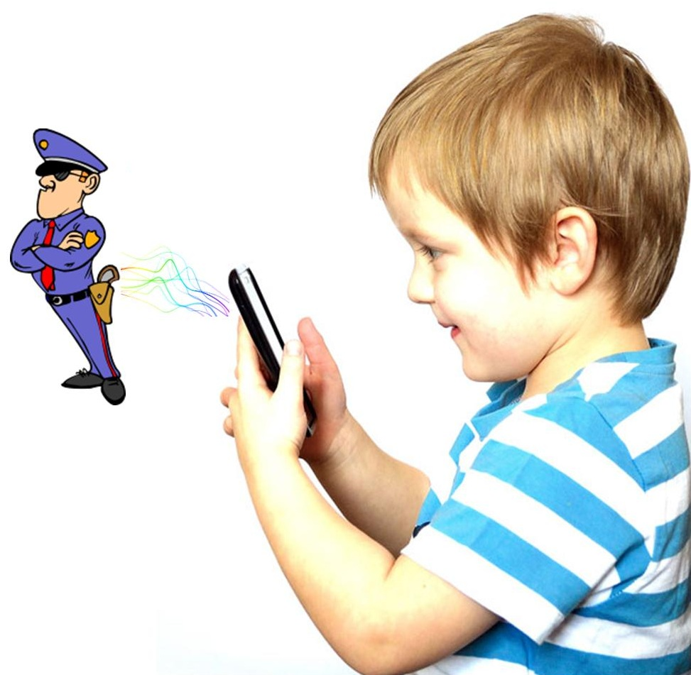 mobile gaming security rules children