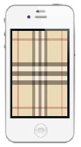 Burberry mobile commerce