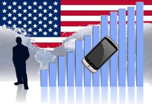 U.S. mobile commerce reaching new heights