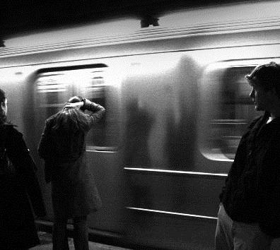 Mobile Commerce New York Subway