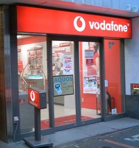Mobile Commerce Vodafone