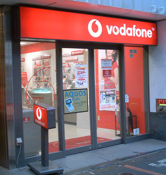 Mobile Commerce Vodafone