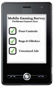 Mobile Gaming survey