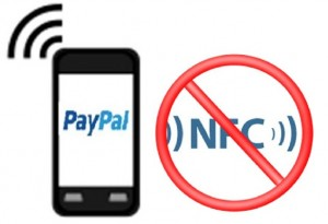 PayPal snubs nfc technology