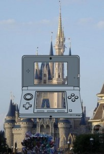 augmented reality Disney
