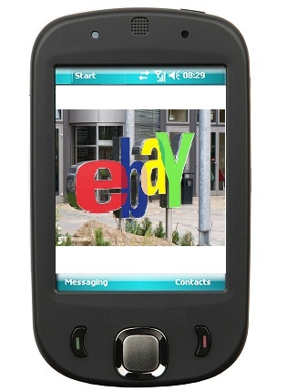 ebay mobile commerce