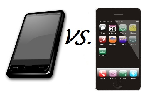 mobile commerce android vs iphone