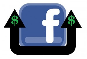 mobile marketing facebook spending
