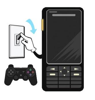 nfc technology Sony PlayStation