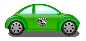 qr codes car buying