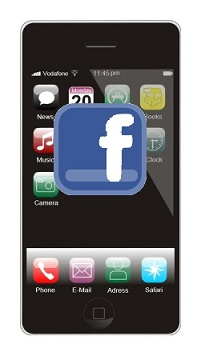 social media marketing iphone app