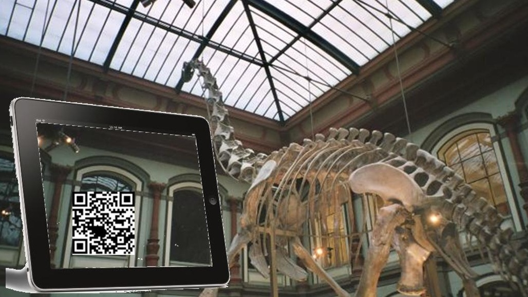 Educational QR Codes iPad