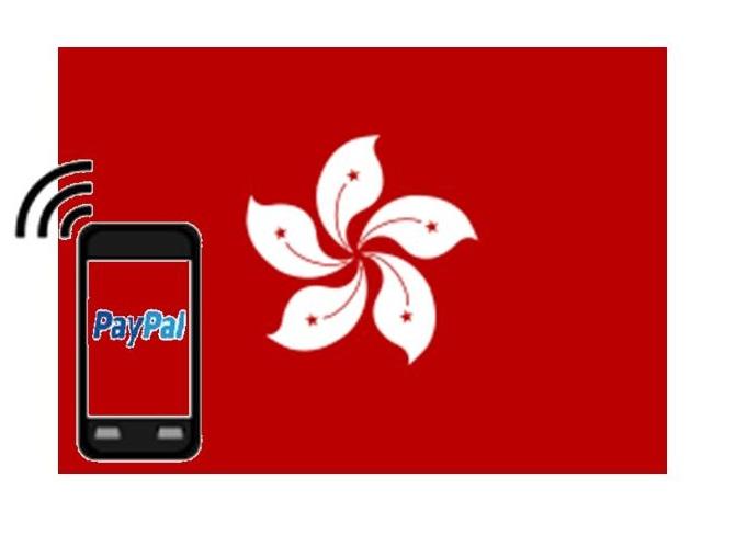 Hong Kong PayPal mobile commerce