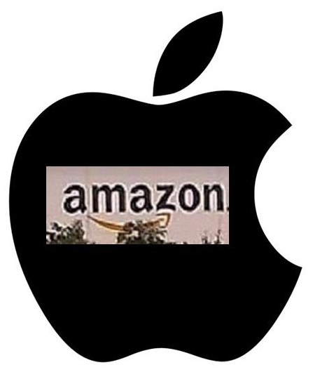 Mobile Commerce Apple and Amazon