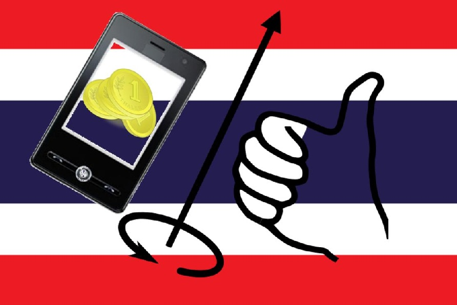 Mobile Commerce Thailand