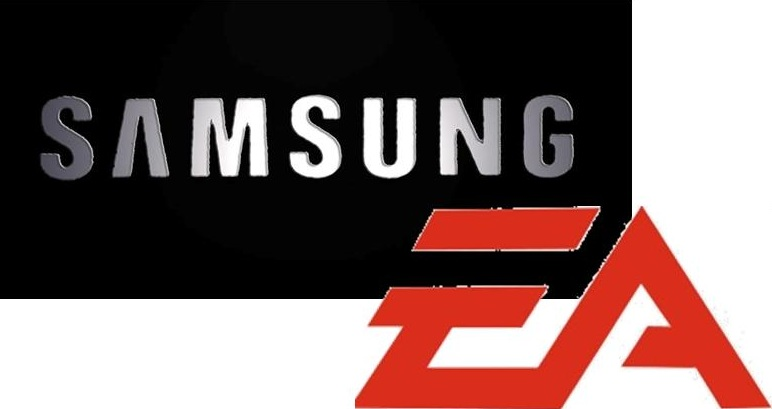 Mobile Games Samsung EA partnership