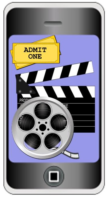Mobile Marketing Movie Advertising
