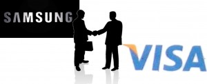 Mobile Payments Samsung and Visa partnership