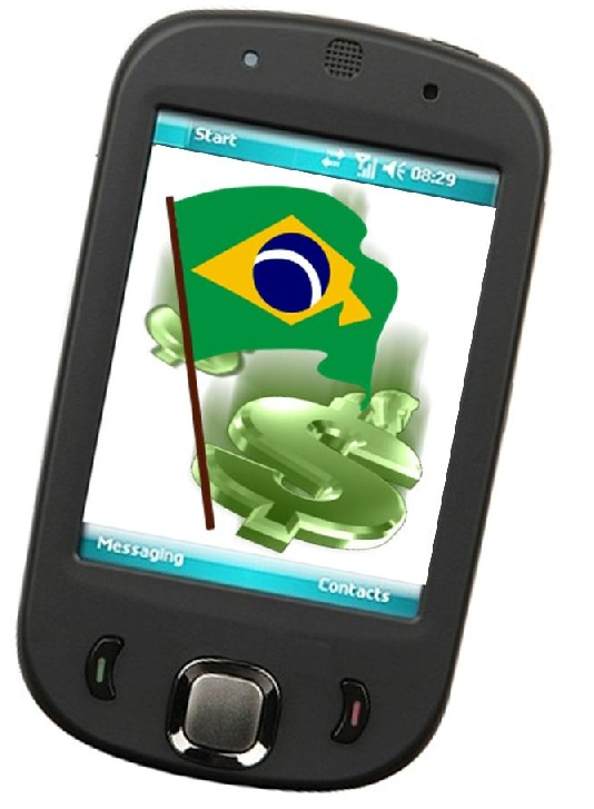 mobile payments Brazil