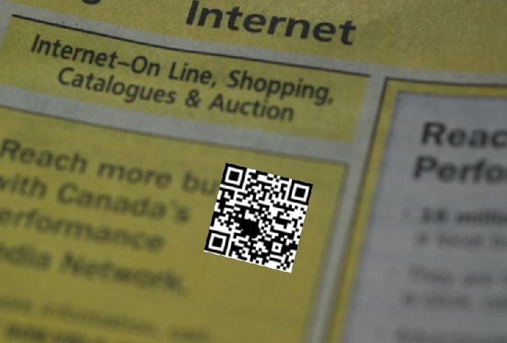 QR Codes Business Directory
