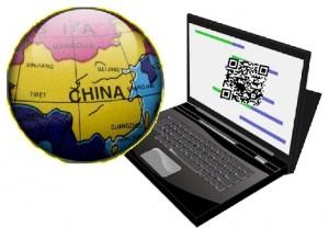 QR Codes China
