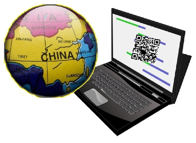 QR Codes China