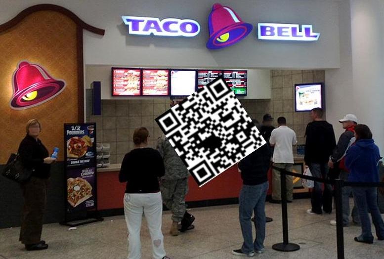 Taco Bell QR Codes