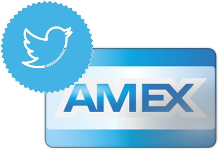 mobile commerce twitter amex