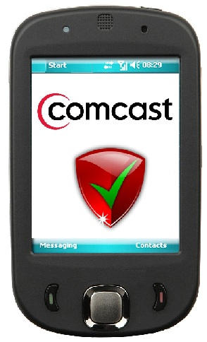 mobile security comcast