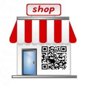 qr codes store