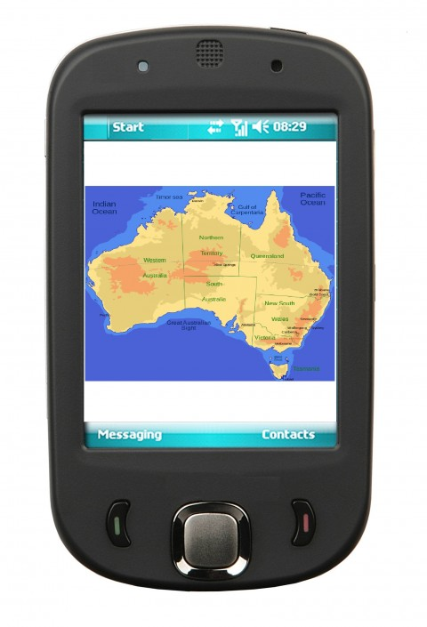 Australia Mobile Commerce