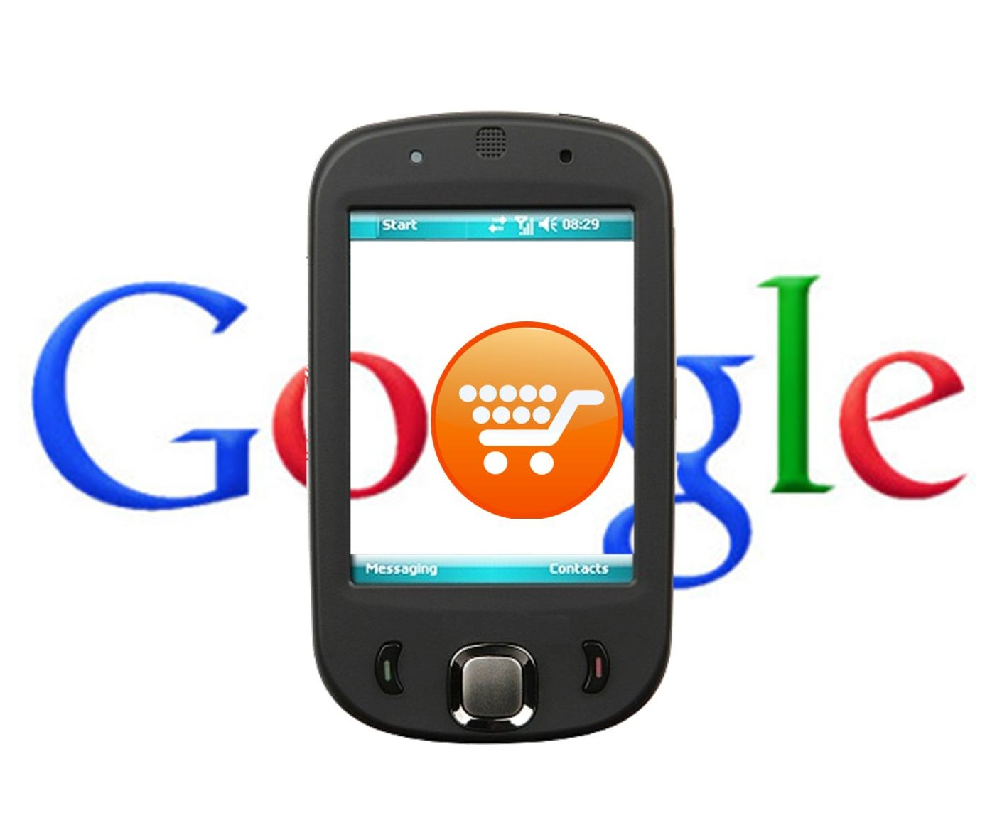 Mobile Commerce Google Shopper app