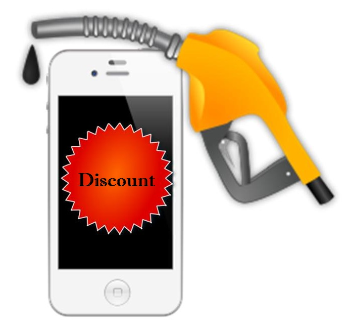 Mobile Marketing Gas Coupon