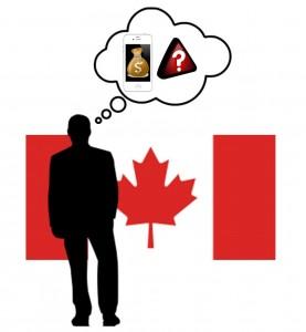 Mobile Payments Canada retailers suspicion