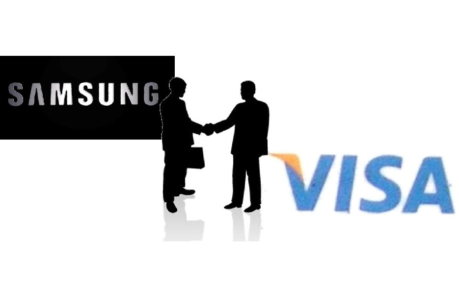 Mobile Payments partnership Samsung and Visa