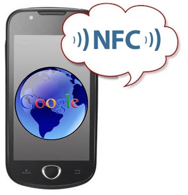 NFC Technology Google