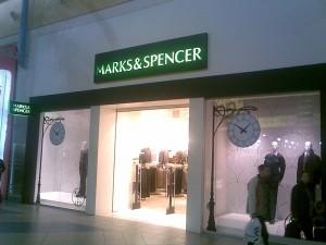 Marks & Spencer Mobile Commerce